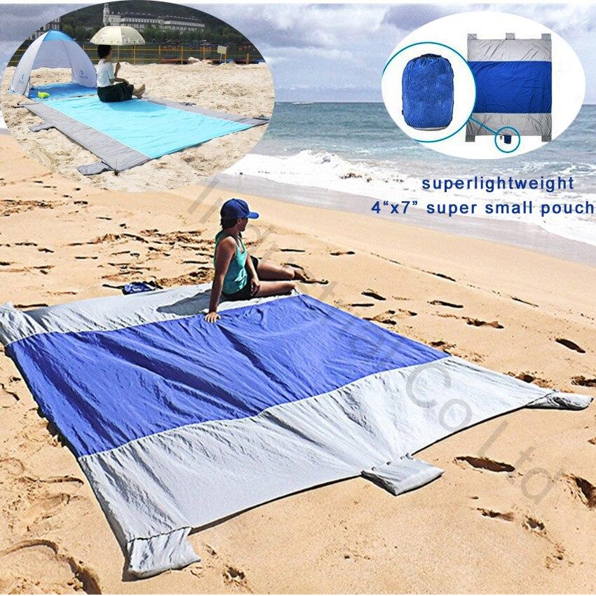 Big Sand Escape Compact kültéri kemping homok szabad strand - Kemping és túrázás