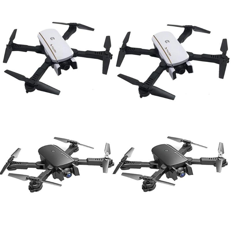 Folding Drone Quadcopter Dual-Camera Aerial Photography New HD Aircraft-Toys Multifunction