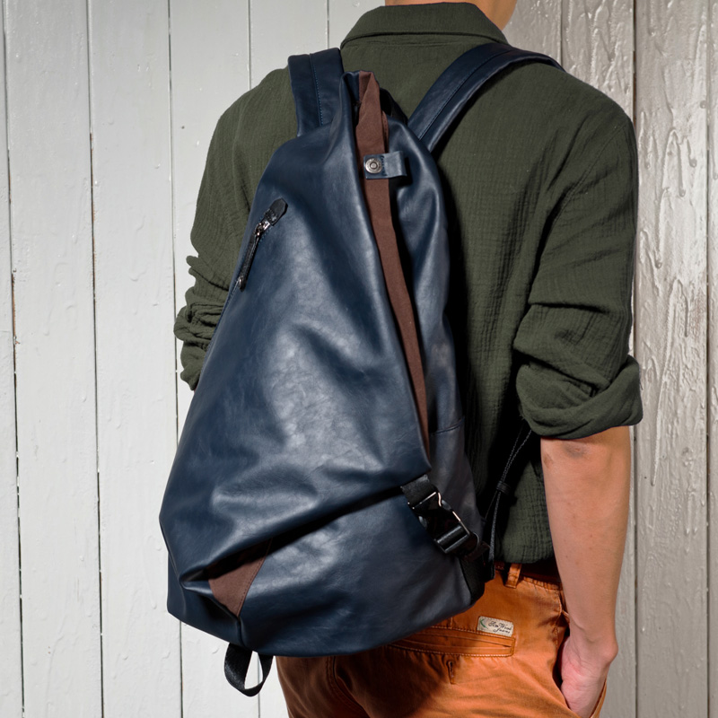 backpack leather Picture - More Detailed Picture about Hot Male ...