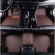 цена на Custom car floor mats for Honda All Models CRV XRV Odyssey Jazz City crosstour S1 CRIDER VEZEL Accord auto footmats ACCESSORIES