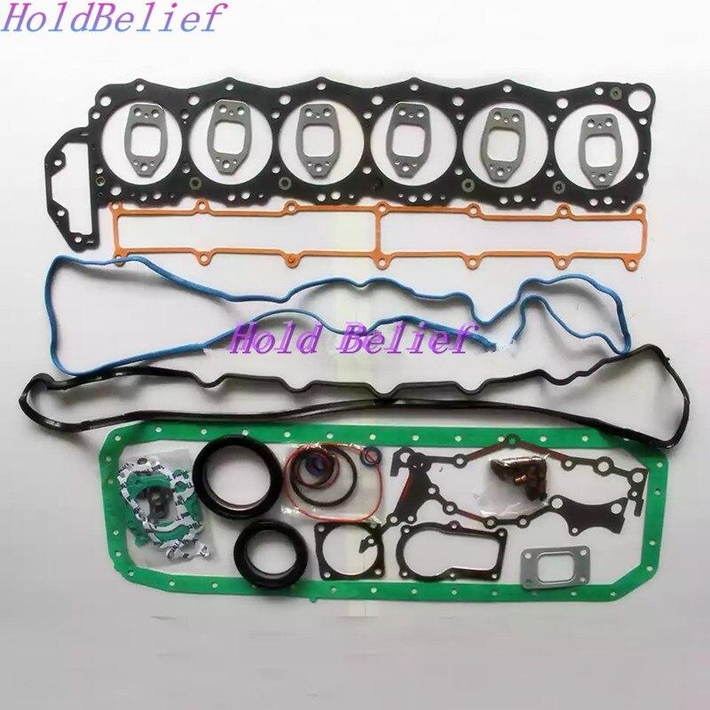Refonte Joint Kit J08E J08ET Pour Hino Moteur Pour Kobelco SK260-8 SK330-8 SK350-8