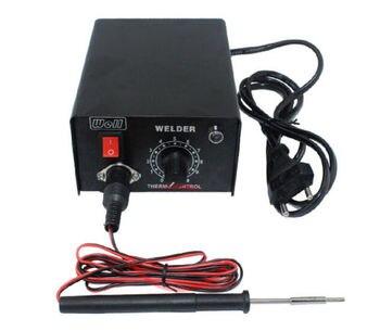 Wax Welder Jewelry Machine Jewelry Welding Tool Adjustable Temperature 220V