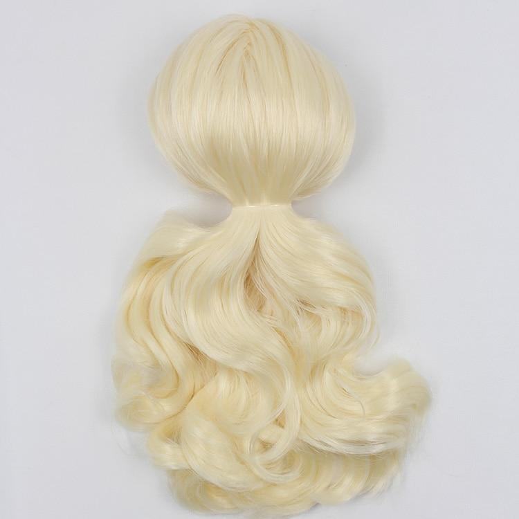 Free shipping cheap but high quality RBL blyth doll scalp Wig 1 BJD toy hair B