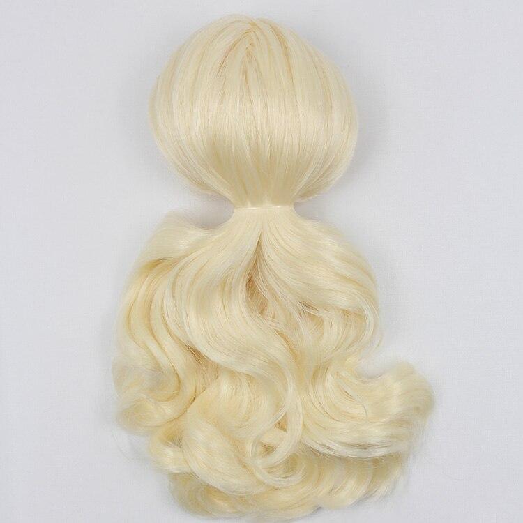 Envío Gratis barato pero de alta calidad RBL blyth muñeca cuero cabelludo peluca 1 BJD juguete pelo B mujer DIY ojos grandes especial accesorio de muñeca-in Muñecas from Juguetes y pasatiempos on AliExpress - 11.11_Double 11_Singles' Day 1