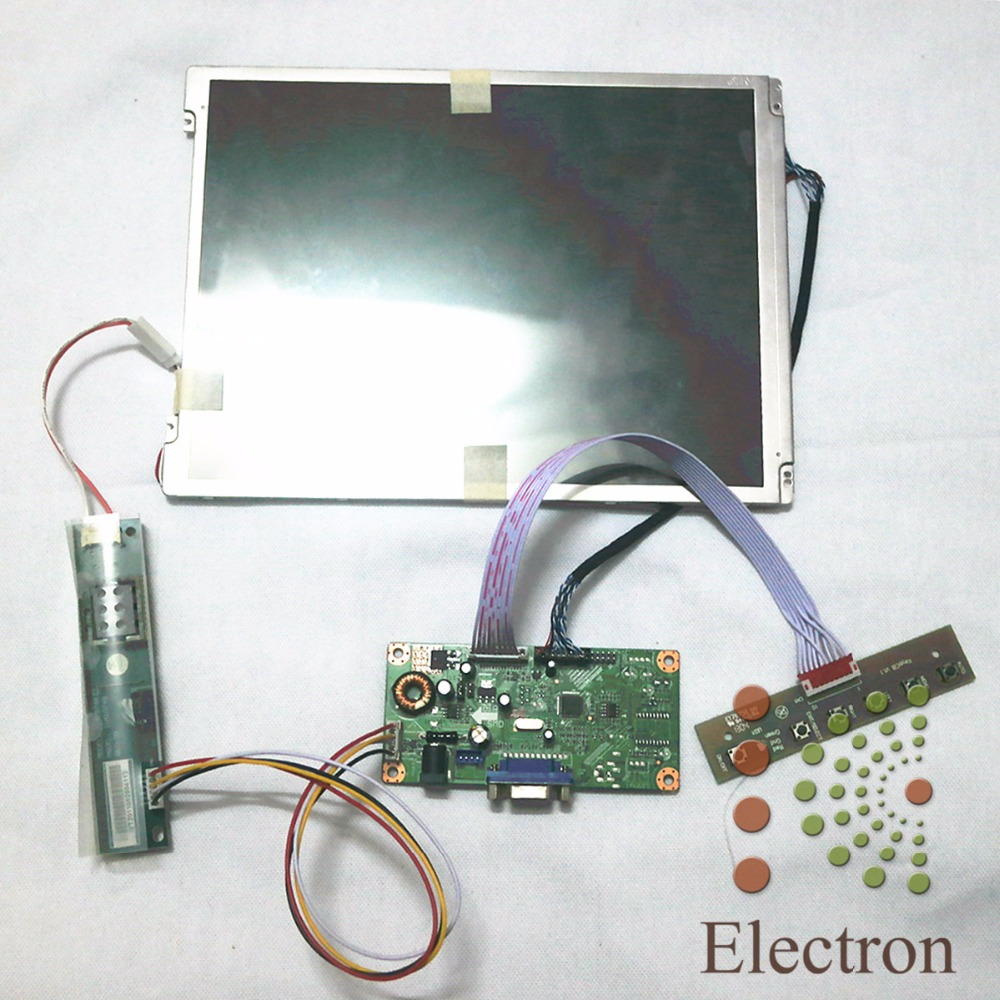 VGA LCD controller board M.RT2270.1C kit with 10.4inch G104SN03 V1 800x600 Led backlight lcd panel new 1pcs new original new g104sn03 v 0 g104sn03 v 1 g104sn03 v 5 10 4 inch screen display panel 800 600 lvds lcd