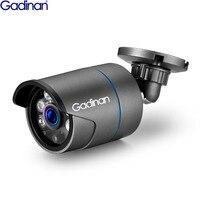 GADINAN H.265 POE IP Camera HEVC 3MP 2304*1296 25FPS SONY IMX307 1080P 960P 720P Onvif P2P IR Cut Outdoor Bullet Security Camera