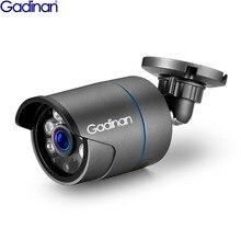 GADINAN H.265 cámara IP POE HEVC 3MP SONY IMX307 2304*1296 25FPS 1080P 960P 720P Onvif P2P de corte IR al aire libre cámara de seguridad tipo bala
