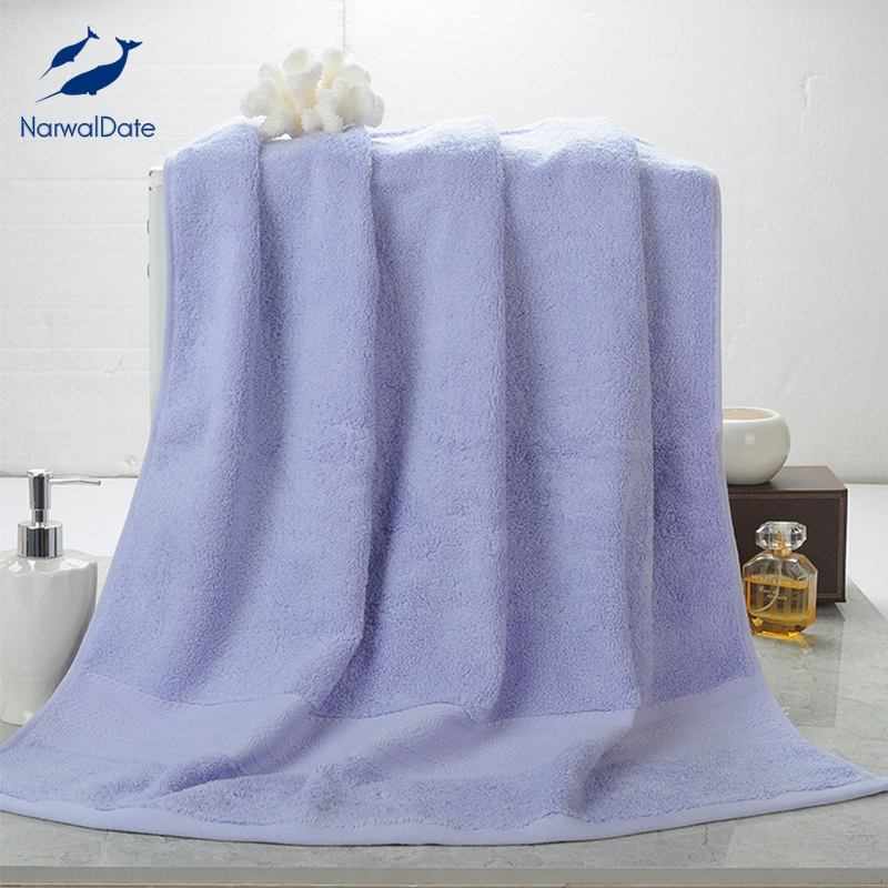 Luxury Bathroom Towels Egypt Cotton Solid Soft  Bath Towel for Adult Kids Wrap Spa Beach Body Hair Quick Dry Dropshipping