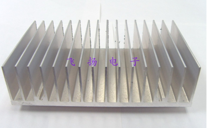 Fast Free shipping 2pcs/lot High quality 100*170*45MM heat sink Cooling block,High power aluminum radiator synthetic graphite cooling film paste 300mm 300mm 0 025mm high thermal conductivity heat sink flat cpu phone led memory router