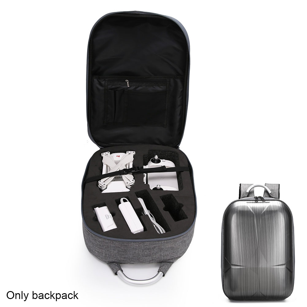 Backpack Accessories Silver Protective Shockproof Durable