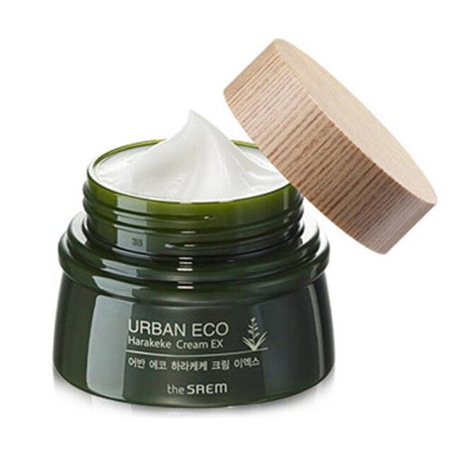 Original Korea Urban Eco Harakeke Cream EX 60ml Face Cream Skin Care Whitening moisturizing 48 hours lasting hydrating cream