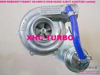 NEW RHB5 VA190013 8971760801 turbo turbocharger for ISUZU Pickup 4JB1T 2.8L(Oil Cooling)
