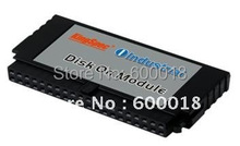 40PIN PATA IDE DOM Disk Female Vertical Disk On Module 4GB 8GB 16GB 32GB MLC 1-Channel For CNC Industrial equipment