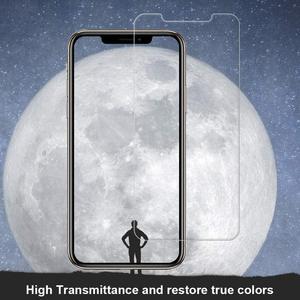 Image 5 - AFY 3 adet HD pencere camı iPhone X XR XS Max telefon ekran koruyucu için iPhone 7 8 artı 6 6S 5 5S SE 4 4S temperli cam