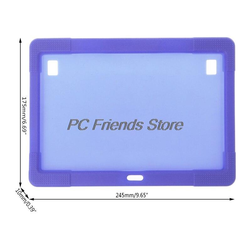 ... a imagem pode não refletir a cor real do item. obrigado! o pacote  inclui  (Sem pacote de varejo)    1 x Caso De Borracha. Novos Tablets ... 28fd268f89