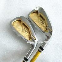 Cooyute новый гольф клубов Хонма Утюги S 03 4 звезды гольф утюги набор 4 11.Aw.Sw клубов Утюги Графит Гольф Вал R Flex бесплатная доставка