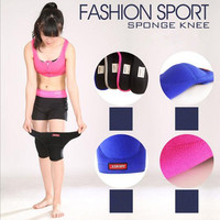 Basketball Knee Pads Outdoor Sports Protector Anti Slip Knees Support Football Kneepads Fitness Kinesiology Tape Brace