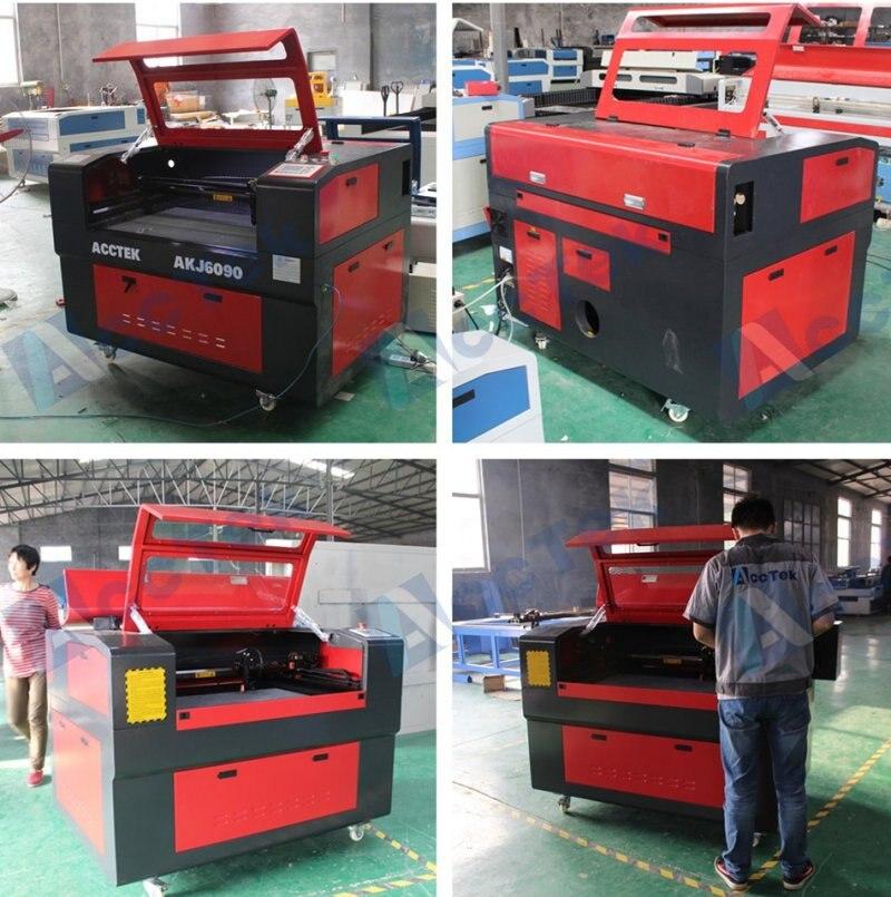 Камень Китай лазерный гравировальный станок ЧПУ 6090 цена co2 для лазерной резки древесины, МДФ, акрил