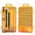 110 в 1 Набор отверток многофункциональные инструменты для ремонта компьютера необходимый инструмент цифровой инструмент для ремонта мобил...
