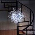 Люстры в виде одуванчиков освещение для столовой спальни выставочный зал гостиной LED белый свет подвесной светильник
