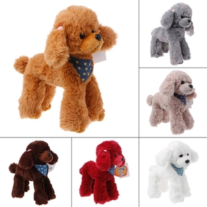 Plush Toys Dogs Poodle High Si