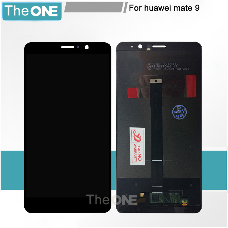 3 colors For Huawei Mate 9 LCD Display +Touch Screen Sensor Complete Digitizer Assembly Replacement For Huawei Ascend Mate 9