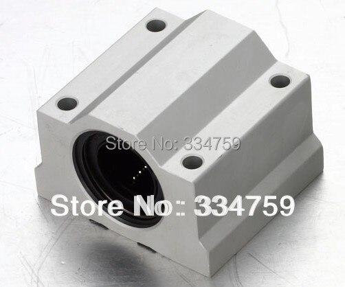 4/pcs Sc6uu lin/éaire /à roulement /à billes Bloc CNC routeur