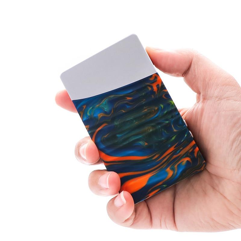 100% original Geekvape Nova box mod 200 w alimenté par double 18650 batterie AS200 puce pour zeus rta atomiseur vs glisser 2 mini boîte mod