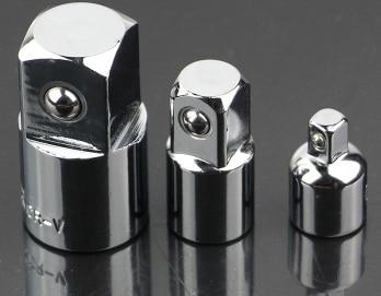 Manches clé Dynamométrique adaptateur 3/8 à 1/2 1/2 à 1/4 1/4 à 3/8