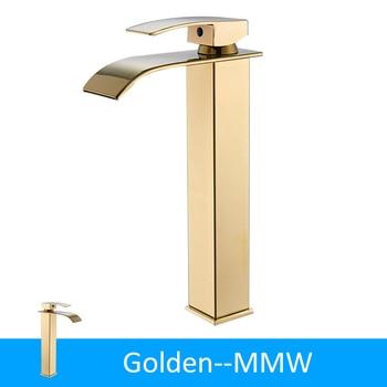 Black Bronze Waterfall Basin Faucet Bathroom Sink Water Tap Single Handle Hot Cold Water Mixer Tap Bathroom Torneiras Crane Tap 14