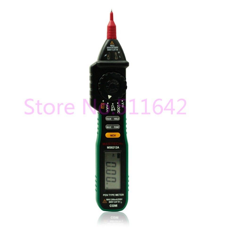 Мультиметр MS8212A Multimetro DC