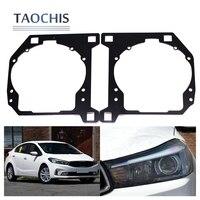 Taochis Car Styling Frame Adapter Module DIY Bracket Holder For KIA K3 Hella 3 5 Q5