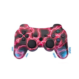 Image 3 - For PS3 Wireless Controller Gamepad For Playstation3 Six Axis Wireless For PS3 Controller Joystick Joy Pad With Cable