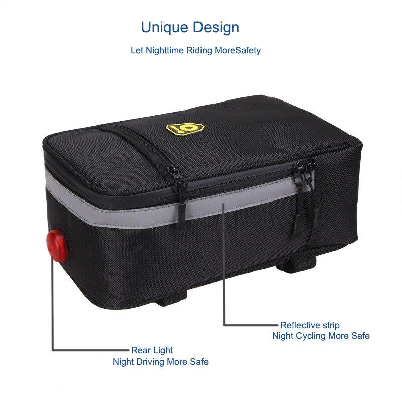 EBike battery bag