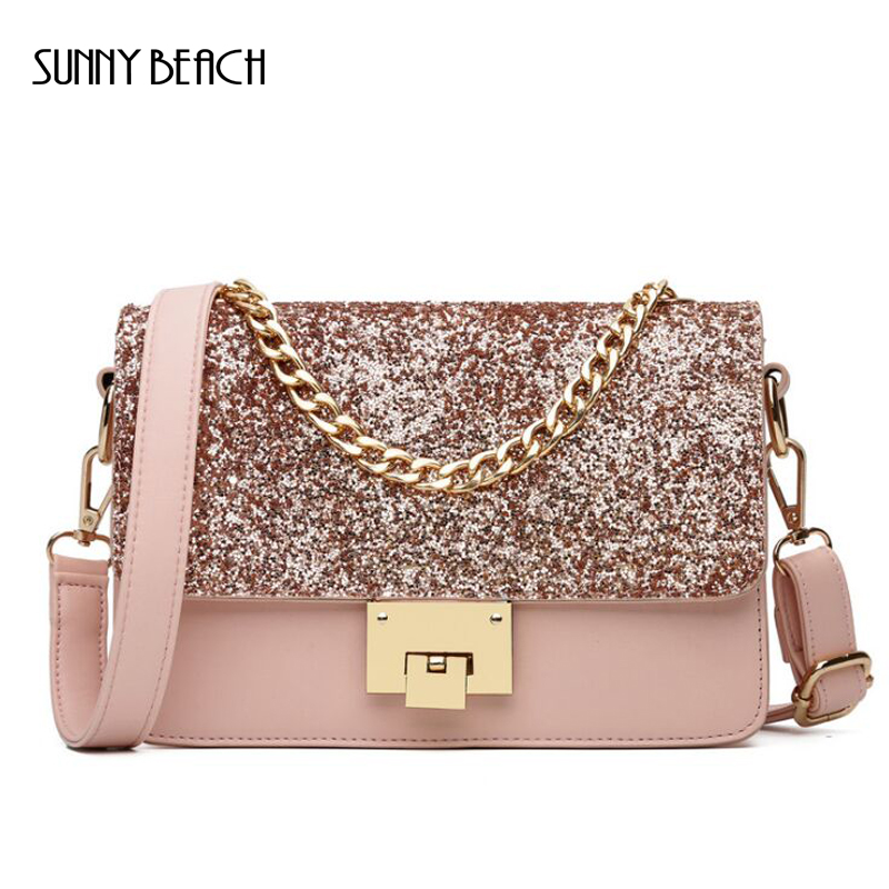 Sunny Female Crossbody Bags For Women 2019 High Quality Pu Leather Famous Brand Luxury Handbag Designer Sac A Main Ladies Shoulder Bag Luggage & Bags Shoulder Bags