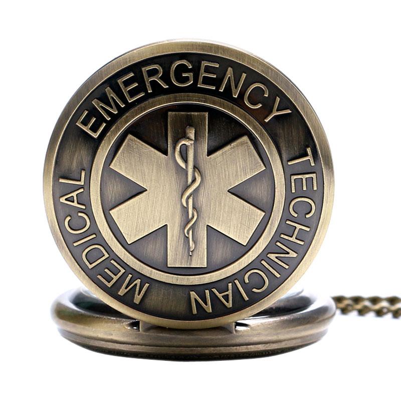 Ιατρικός ιατρός έκτακτης ανάγκης - Ρολόι τσέπης - Φωτογραφία 5