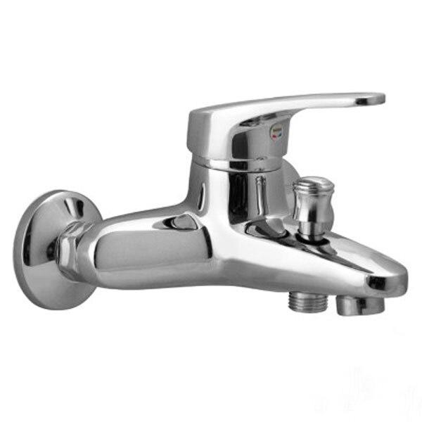 Livraison gratuite 2015 nouveau produit dans-mur monté douche robinet à levier unique salle de bains robinet de douche, dona sanitaires