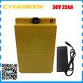 Горячая продажа 36В литиевая батарея 36В 25ач батарея для электрического велосипеда 36В 25ач 1000 Вт Батарея для скутера с 30A BMS 42 в 2A зарядным устро...