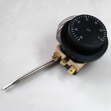 0-40/0-50/0-60/-35-+35 Celsius Degree Adjustable Temperature Control Switch Capillary Thermostat 16A