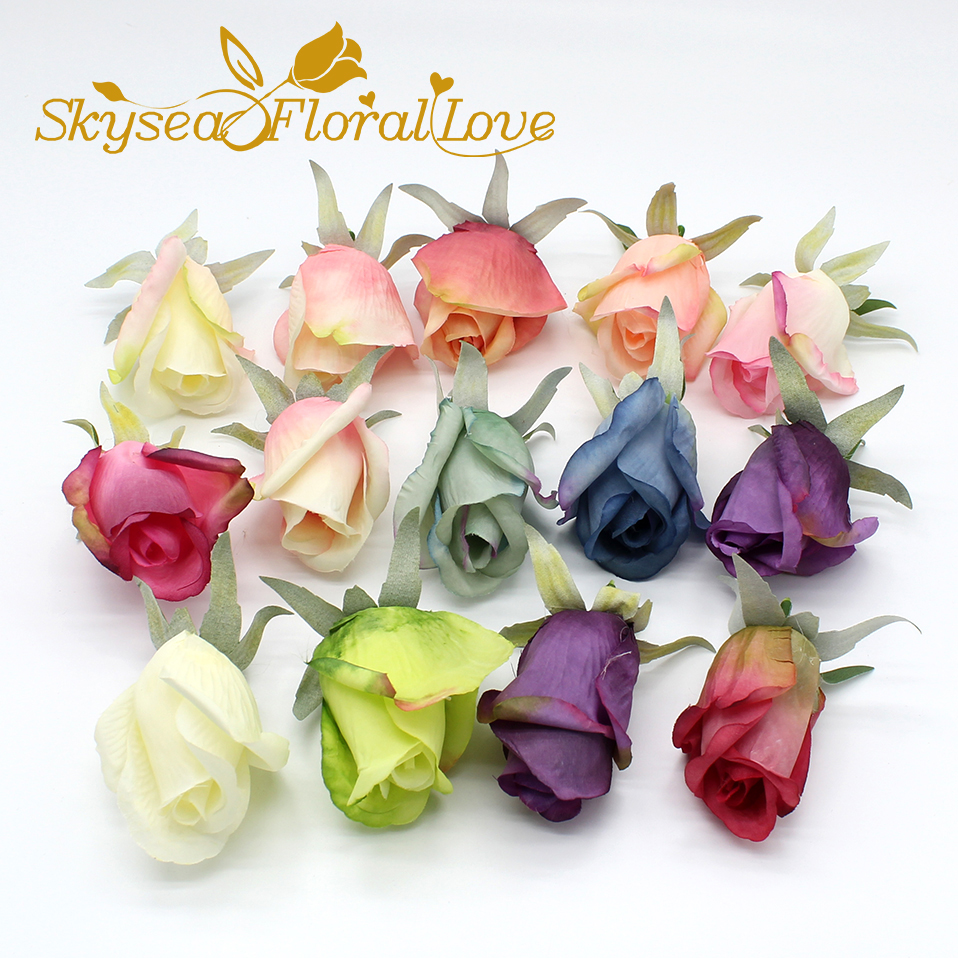 Artificial flower rose buds silk flower wedding decoration arch artificial flower rose buds silk flower wedding decoration arch flower wall arrangements in artificial dried flowers from home garden on aliexpress mightylinksfo Image collections