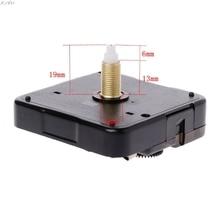 Repair-Tool-Parts Clock-Movement-Mechanism-Hands Wall White Silent-Kit-Set Quartz DIY