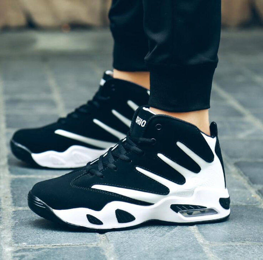 New Trend So Cool Men's Shoes For Four Seasons Casual Sports Shoes Non-slip Hard-Wearing and Cushioning Nice Training Shoes Male 5
