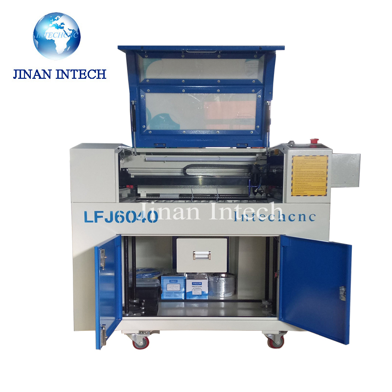 laser cutting machine for wood leather jewelry plastic shoes