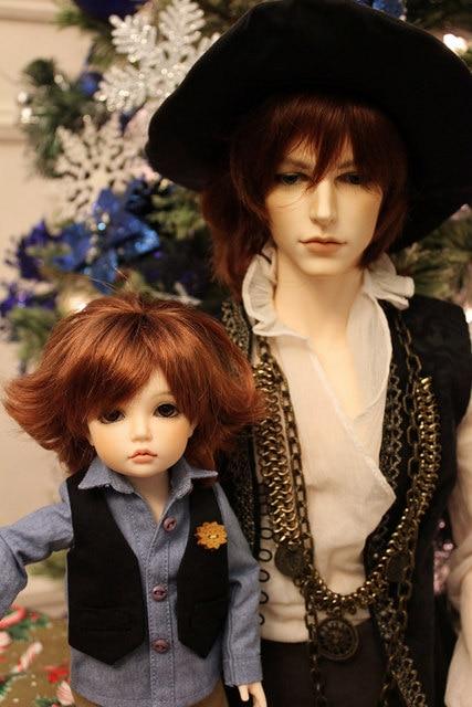 HeHeBJD Brand new BJD BID Boy Dolls Girl Doll fashion dolls hot bjd excellent quality and reasonable price 3