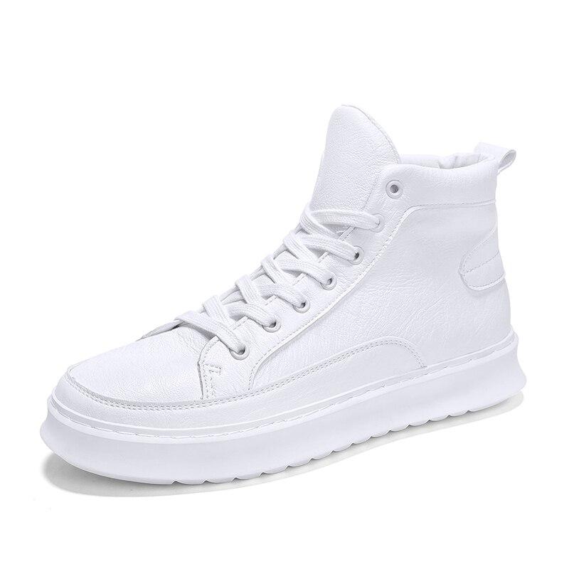 Zapatilla Casual Confort Zapatillas Marca Lujo Hombres Zapatos De 2018 top Diseñador Negro Mycolen Alto Masculinos Casuales blanco Nuevos amarillo Sólido Ba4nfqwZ