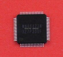מקורי HDMI IC שבב MN86471A N86471A החלפה לפלייסטיישן 4 עבור PS4 10 יח\חבילה