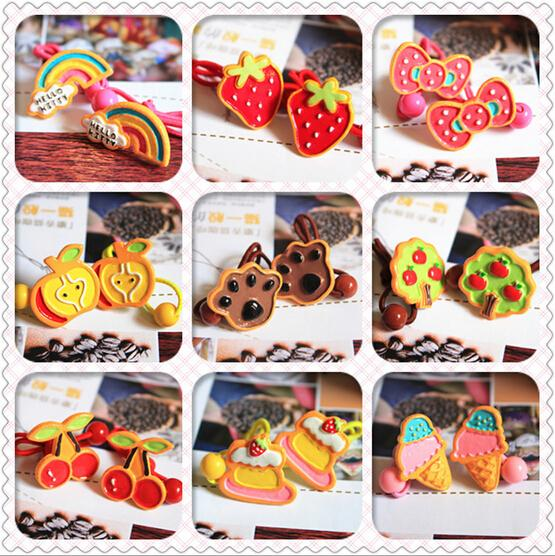New Arrival styling tool Multistyle cartoon elastic hair band headwear hair accessories for women girl children make you fashion 8 pieces children hair clip headwear cartoon headband korea girl iron head band women child hairpin elastic accessories haar pin