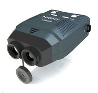 New Day and Night Portable Digital Night Vision Binocular w/ Color LCD Screen Magnification 4X