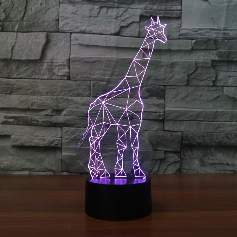 giraffe lamps - Giraffe Lamp