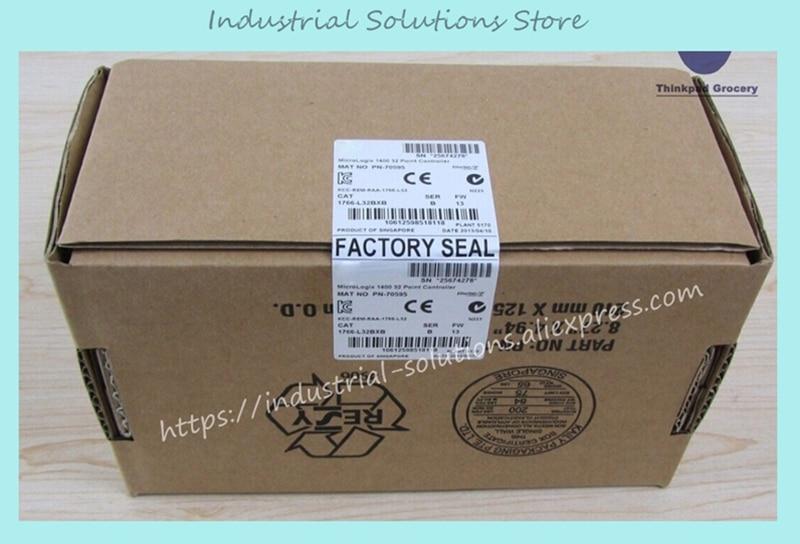 New Original PLC Module 1766-L32BXB Micrologix 1400 32 Point Controller 1766-L32BXB  цена и фото